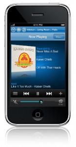 Sonos Controller for iPhone