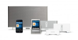 Het Sonos Multi Room Muzieksysteem