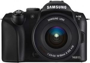 Samsung NX11 fototoestel
