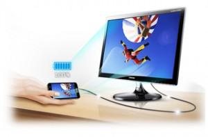 Samsung Mobile High-Definition Link (MHL)