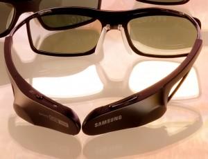 Het brilltje van de Samsung OLED TV