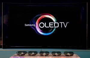 De Samsung 55'' OLED TV